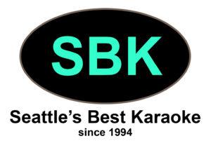 seattle's best karaoke logo