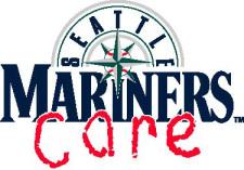 seattle mariners care logo