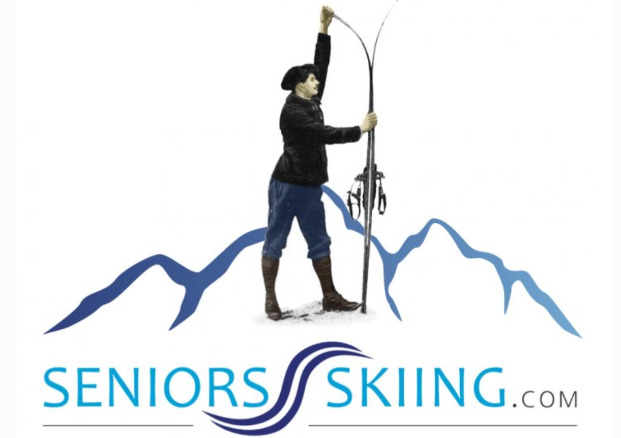 skiing seniors