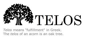 TELOS tree logo